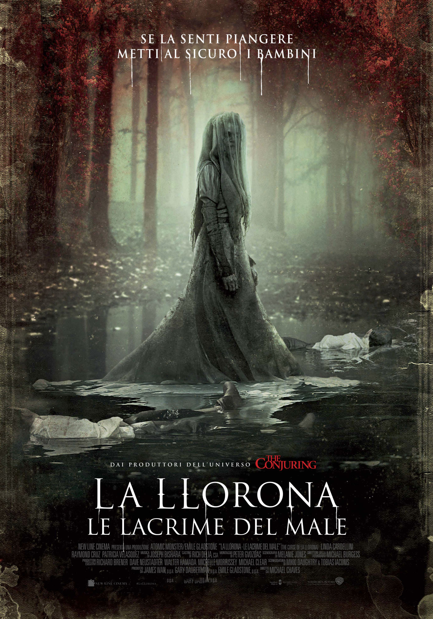 Llorona (La) - Le Lacrime Del Male