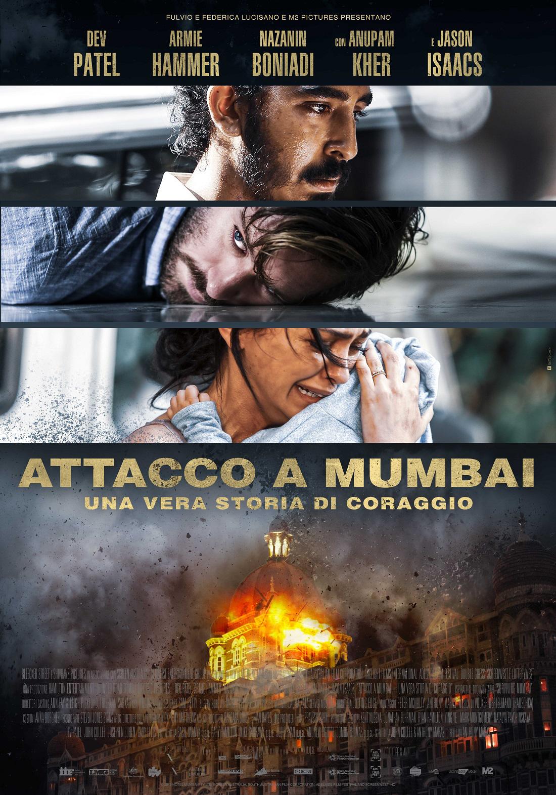 Attacco A Mumbai - Una Vera Storia Di Co