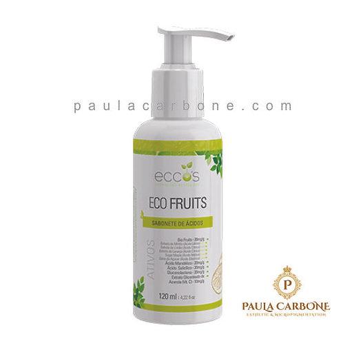 Sabonete de ácidos Ecco Fruits - 120 ml