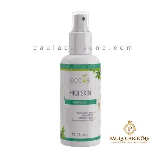 Higi Skin Fluído Higienizador 120ml - Eccos Cosméticos