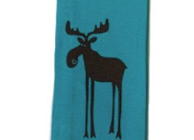 Leggy Moose Hand Towel