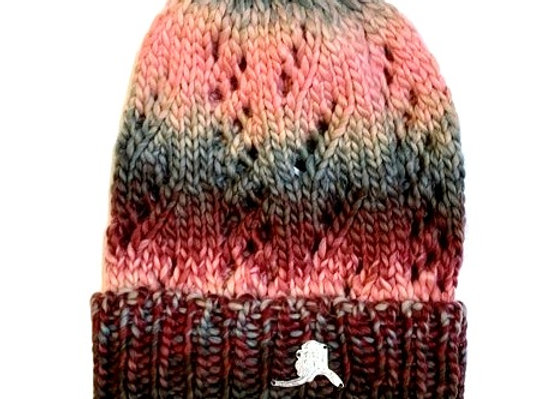 Stamped State Knit Hat