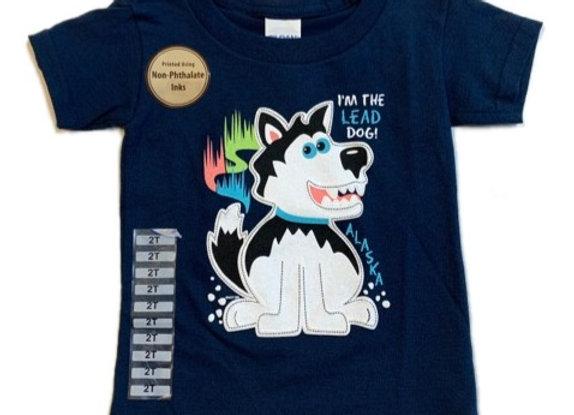 Lead Dog Toddler T-Shirt