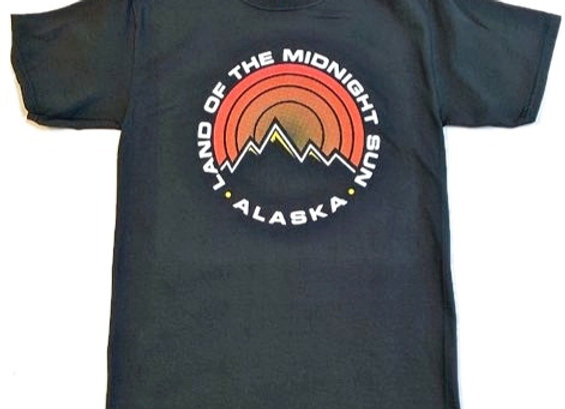 Land of Midnight Sun T-Shirt