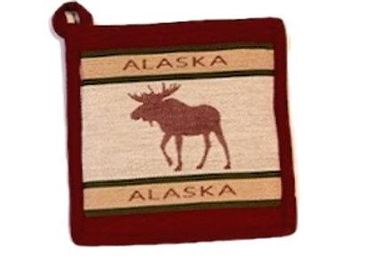 Red Moose Hot Pad
