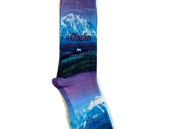 Denali Mountain Socks