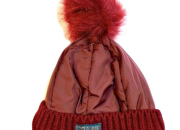 Polyfill Birch Forest Knit Hat