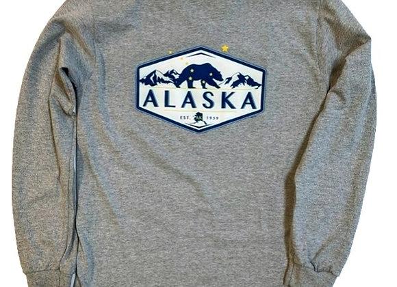 Bear Emblem Long Sleeve