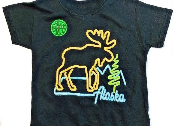 Neon Moose Kids T-Shirt