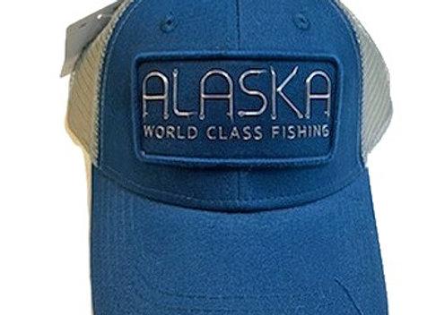 Mesh World Class Fishing Hat