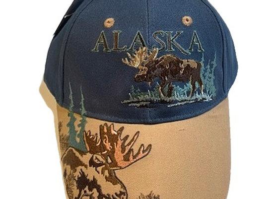 Traveling Moose Hat