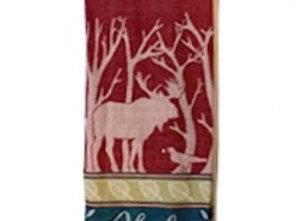 Birch Forest Hand Towel