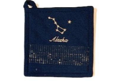 Dipper Constellation Hot Pad
