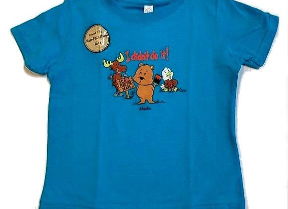 Didnt do It Toddler T-Shirt