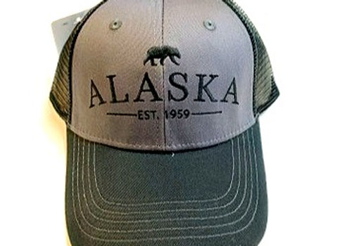 Black Bear Baseball Hat