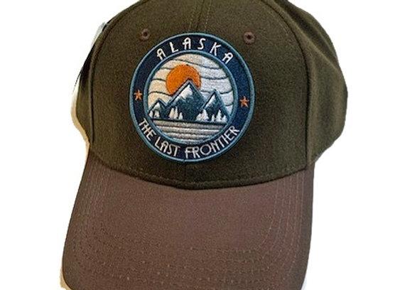 Frontier Stamp Hat