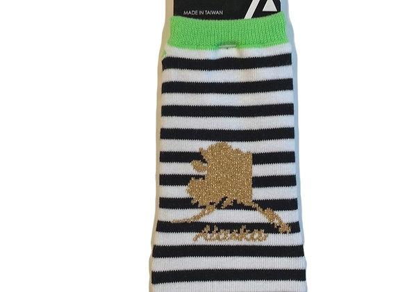 Striped State Ankle Socks