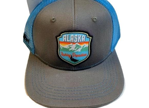 Fishing Paradise Baseball Hat