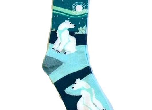 Cute Polar Bear Socks