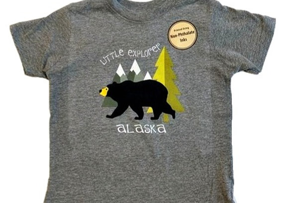 Little Explorer Toddler T-Shirt
