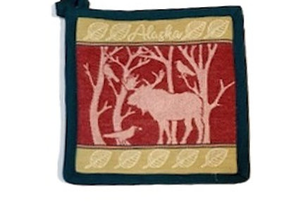 Birch Forest Hot Pad