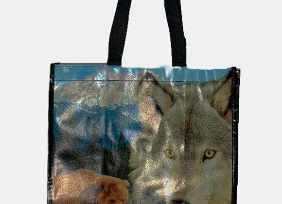 Reusable Photographic Animals Bag
