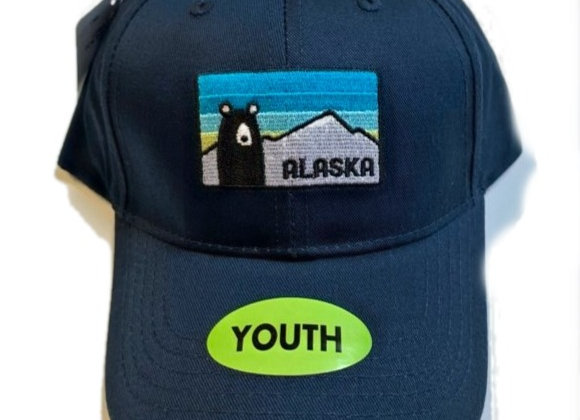 Bear Patch Youth Hat