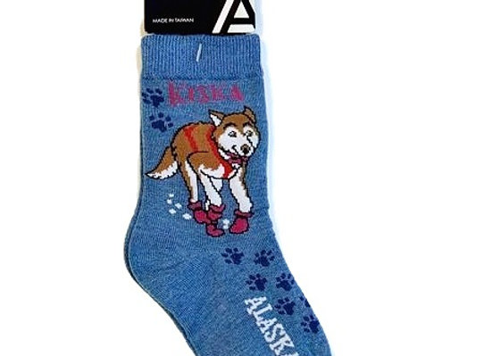 Kiska & Kobuk Toddler Socks