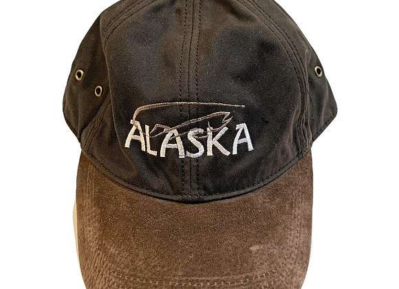 Genuine Leather AK Baseball Hat