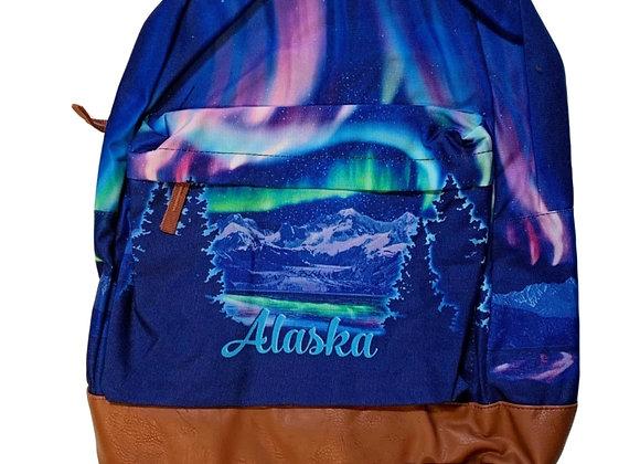 Alaska Aurora Backpack