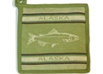 Salmon Hot Pad