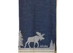 Lodge Moose Hand Towel
