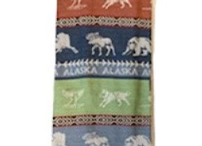 Icon Stripe Hand Towel