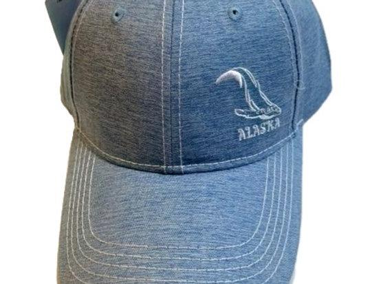 Whale Baseball Hat