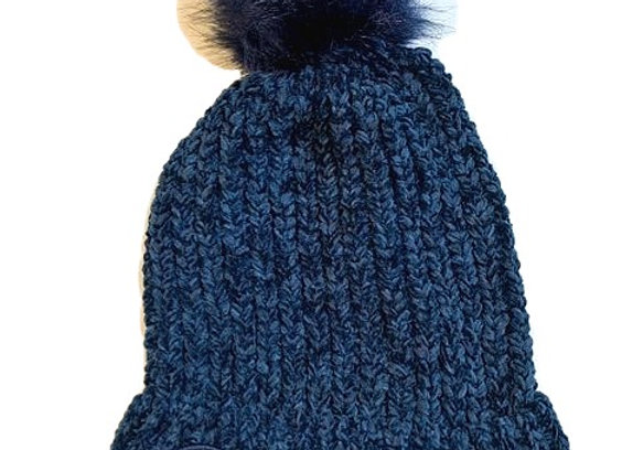 Dipper Constellation Patch Knit Hat