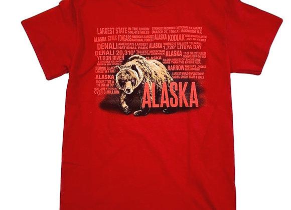 Town Names Bear T-Shirt