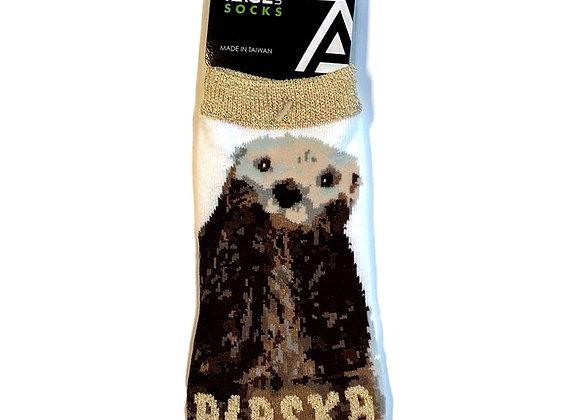 Otter Ankle Socks
