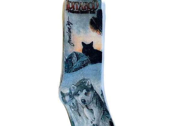 Van Zyle Iditarod Socks