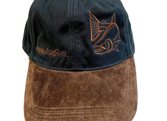Genuine Leather Wildgear Baseball Hat