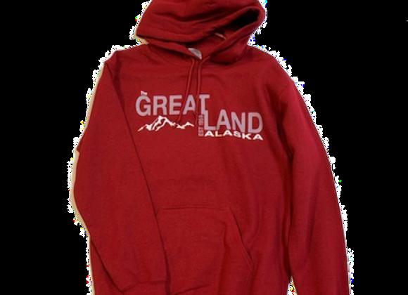 Great Land Alaska Hoodie