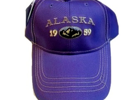 1959 Mountains Baseball Hat