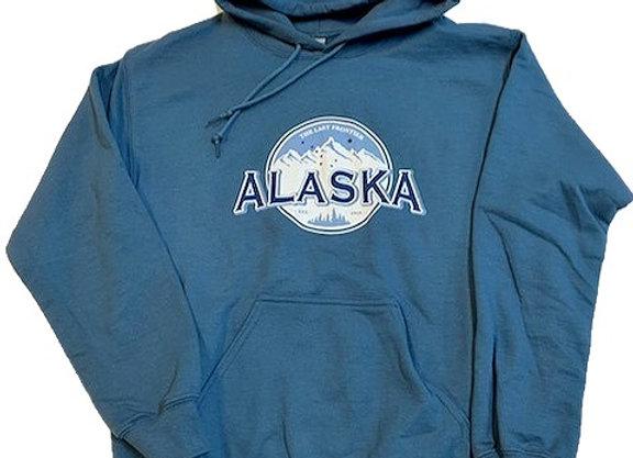 Snow Capped Alaska Hoodie
