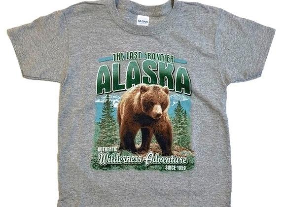 Wilderness Adventure Kids T-Shirt