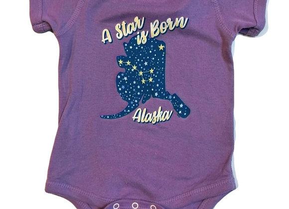 Star is Born Onesie
