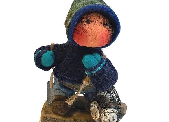 Boy Clam Digger Dupree Doll