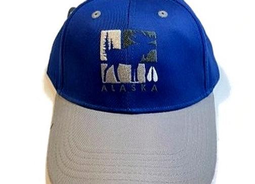 Moose Tiles Baseball Hat