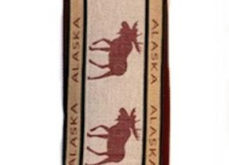 Red Moose Hand Towel