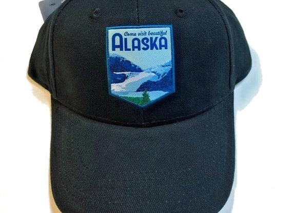 Glacier Patch Baseball Hat