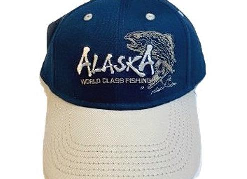World Class Fishing Baseball Hat
