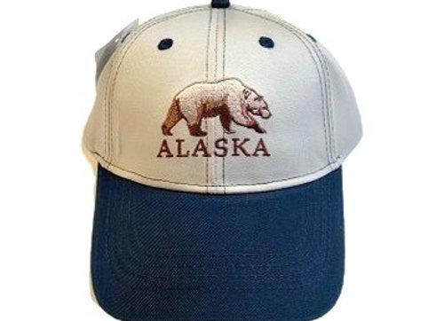 Brown Bear Baseball Hat